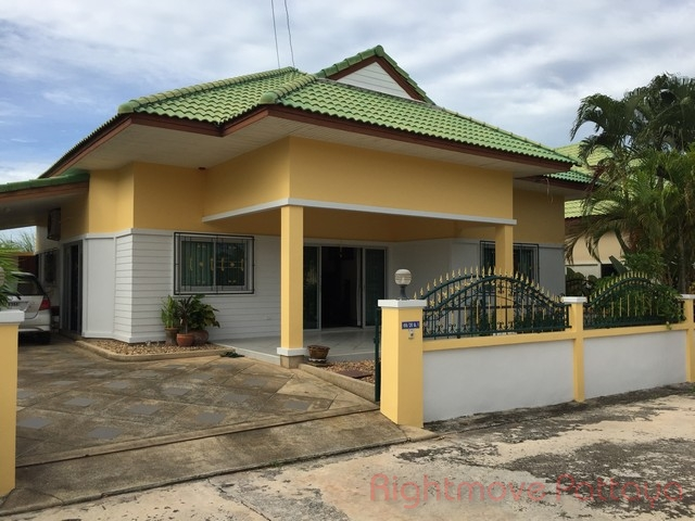 3 Beds House For Sale In East Pattaya-ponthep Garden 3/1