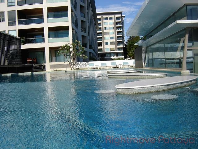 1 bed condo for rent in wongamat ananya 3 & 4