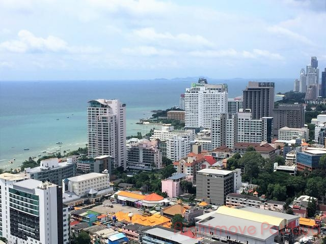 1 Bed Condo For Rent In Central Pattaya-centric Sea