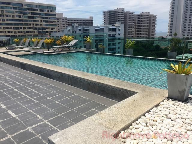 1 Bedroom Condo For Sale In Pratumnak-laguna Bay 1
