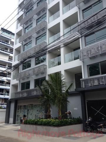 1 Bed Condo For Rent In Pratumnak-laguna Bay 2