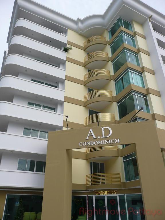 Studio Condo For Sale In Wongamat-ad Condo