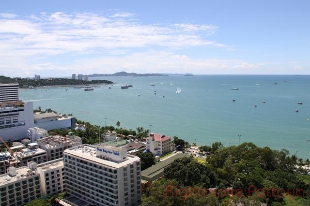 1 Bed Condo For Sale In Central Pattaya-view Talay 6