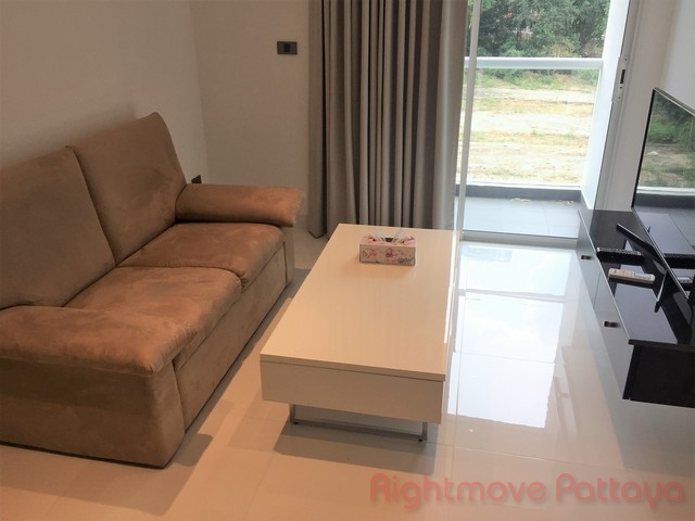 1 bed condo for sale in wongamat serenity