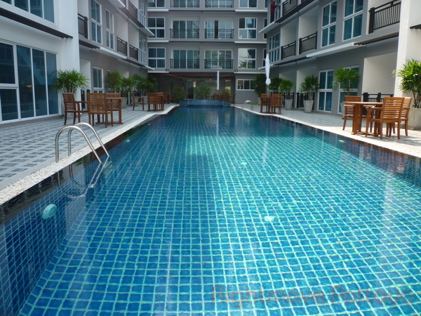1 Bedroom Condo For Sale In Central Pattaya-the Avenue Residence
