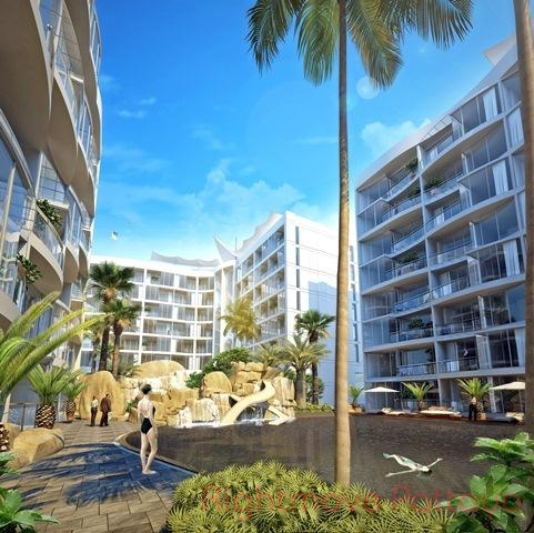 1 bed condo for sale in central pattaya grand avenue residence