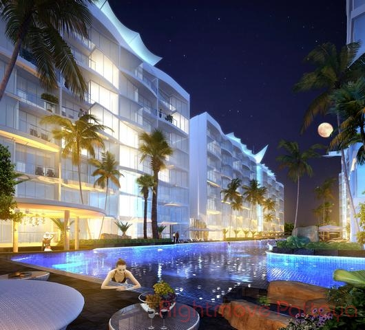 1 Bedroom Condo For Sale In Central Pattaya-grand Avenue Residence