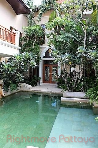 3 Beds House For Rent In Na Jomtien-view Talay Marina