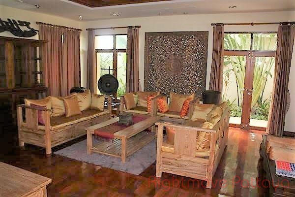 3 beds house for rent in na jomtien view talay marina