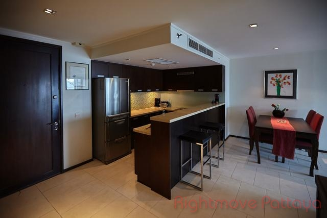 2 beds condo for rent in central pattaya northshore