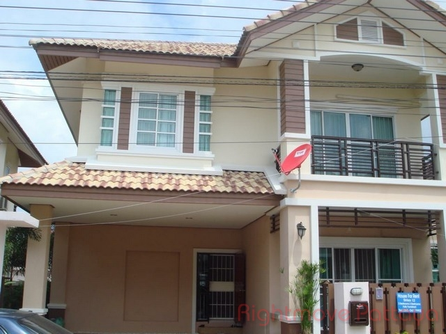 3 Bedrooms House For Sale In East Pattaya-sirisa 12