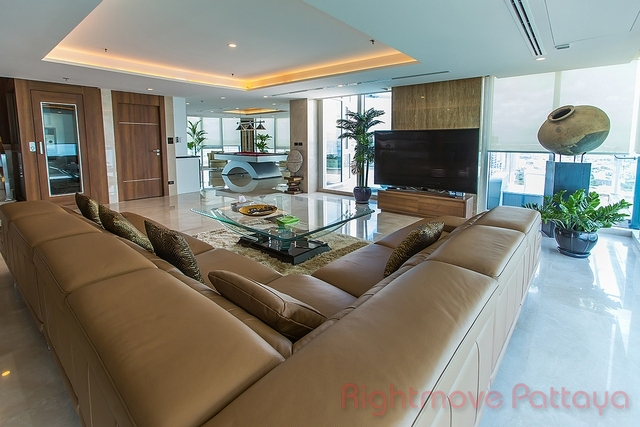 the most amazing penthouse in pattaya Condominiums for sale in North Pattaya Pattaya