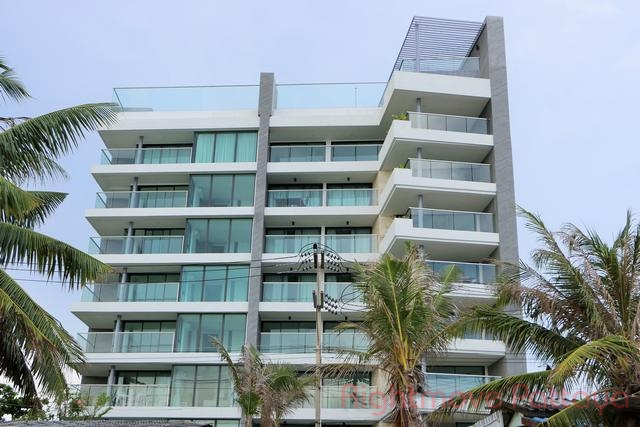 1 Bedroom Condo For Sale In Na Jomtien-waters Edge