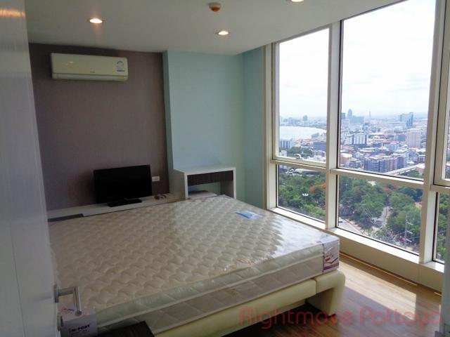 1 bed condo for rent in pratumnak vision