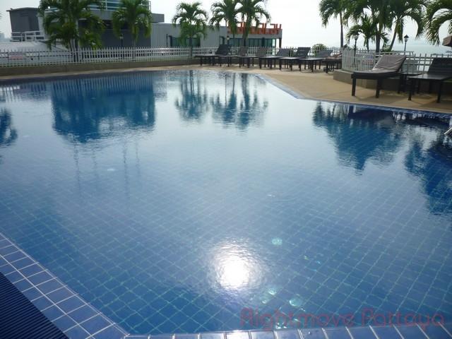 Studio Condo For Sale In North Pattaya-markland