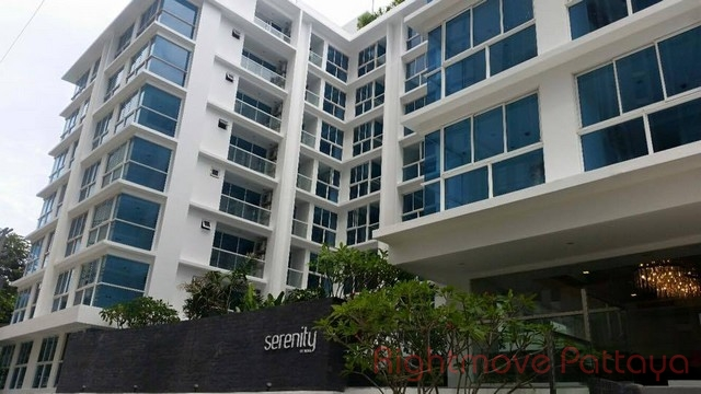 2 Bedrooms Condo For Sale In Wongamat-serenity