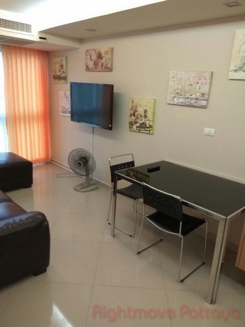 1 bed condo for sale in central pattaya city garden