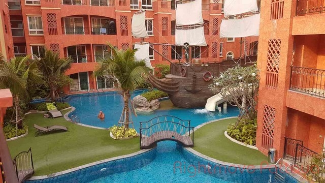 2 Bedrooms Condo For Sale In Jomtien-seven Seas
