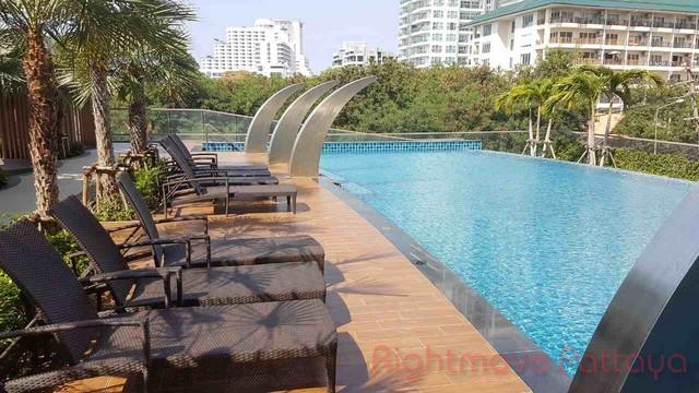 Studio Condo For Sale In Pratumnak-peak Towers