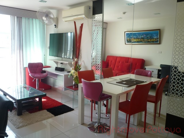 1 bed condo for rent in pratumnak art on the hill