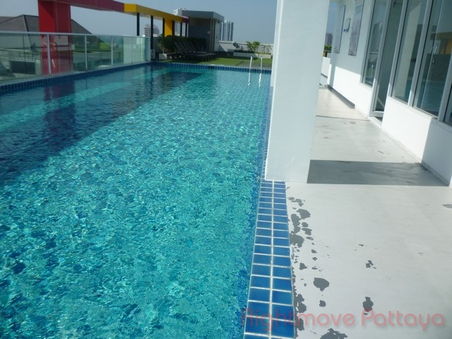 1 Bed Condo For Rent In Pratumnak-art On The Hill