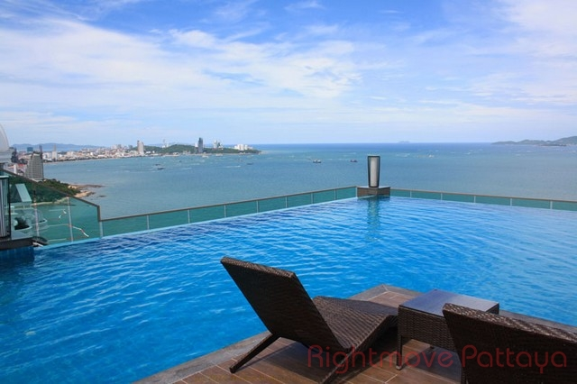 Studio Condo For Sale In Wongamat-wongamat Tower