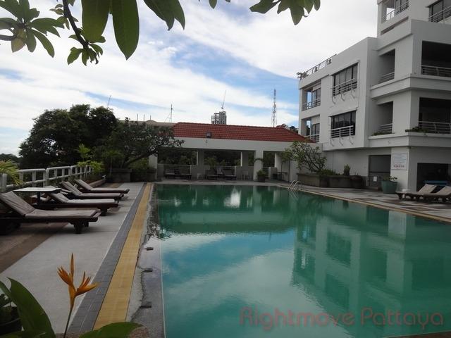 2 Beds Condo For Sale In Pratumnak-pattaya Hill Resort