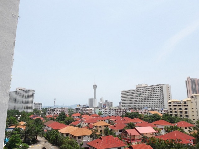 1 Bed Condo For Sale In Jomtien-view Talay 2 B