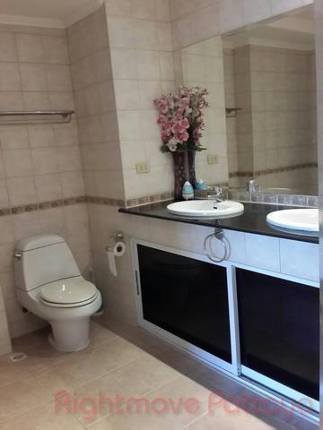 1 bedroom condo for rent in jomtien view talay 2 b