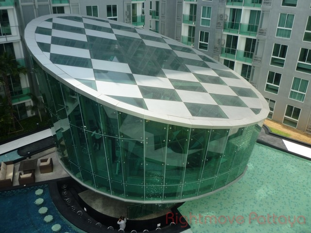 1 Bed Condo For Sale In Central Pattaya-city Center Residence