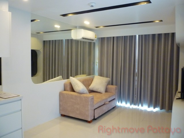 1 bed condo for sale in central pattaya city center residence