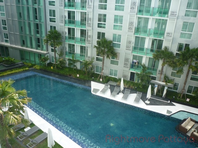 1 Bed Condo For Rent In Central Pattaya-city Center Residence