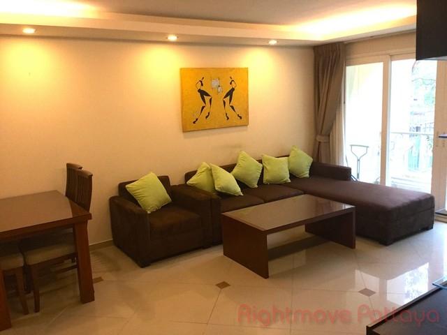 the riviera wong amat beach condominiums  in Naklua