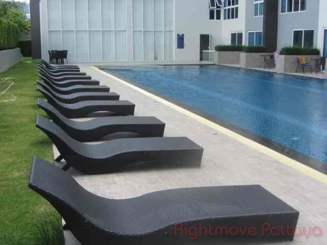 Studio Condo For Sale In Pattaya-novanna