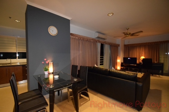 central living studio  Condominiums to rent in Central Pattaya Pattaya