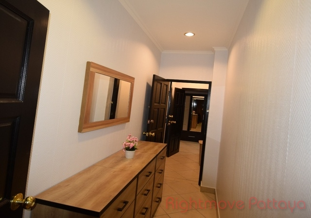 1 bed condo for rent in jomtien view talay 7