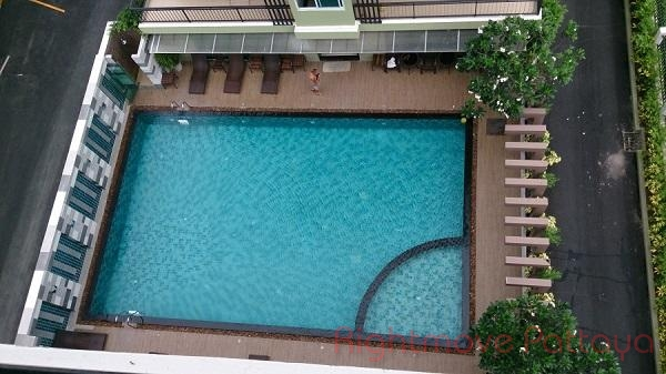 1 bed condo for sale in jomtien porchland 2