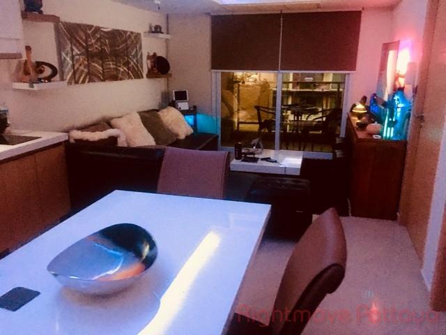 1 bed condo for sale in central pattaya city garden