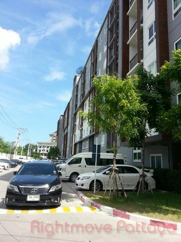 1 bed condo for sale in central pattaya the trust residence
