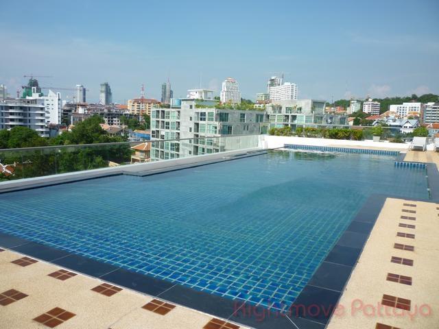 Studio Condo For Rent In Pratumnak-nova Ocean View
