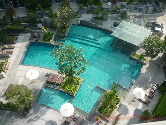 2 Beds Condo For Rent In Central Pattaya-apus