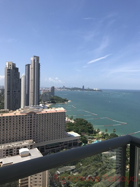 1 Bed Condo For Sale In Wongamat-riviera