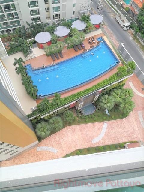 1 Bed Condo For Rent In Pratumnak-peak Towers