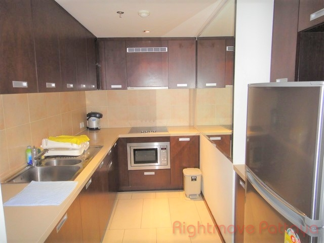 view talay 3 beachfront condominium for rent in pratumnak hill to rent in Pratumnak Pattaya