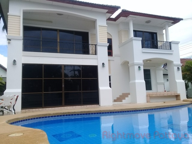 6 Bedrooms House For Rent In East Pattaya-central Park 4