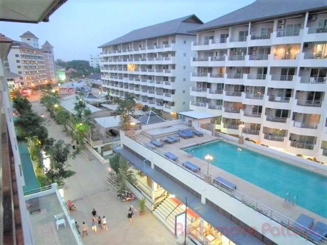 2 Bedrooms Condo For Rent In Jomtien-pattaya Heights