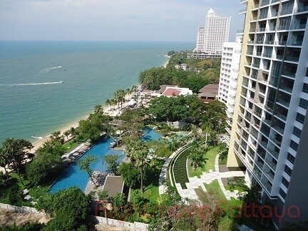2 Bedrooms Condo For Rent In Wongamat-sky Beach