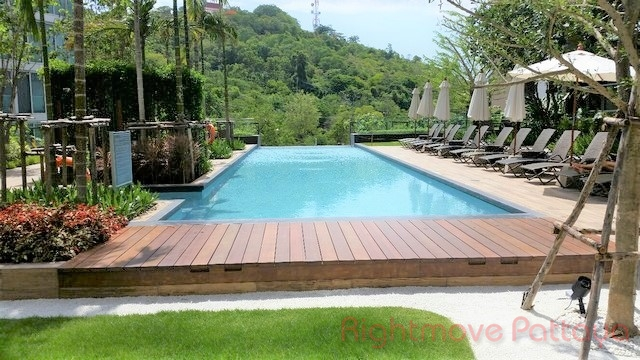 2 Bedrooms Condo For Rent In Pattaya-unixx
