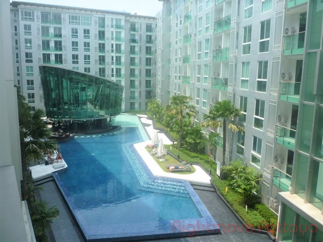 2 Beds Condo For Rent In Central Pattaya-city Center Residence