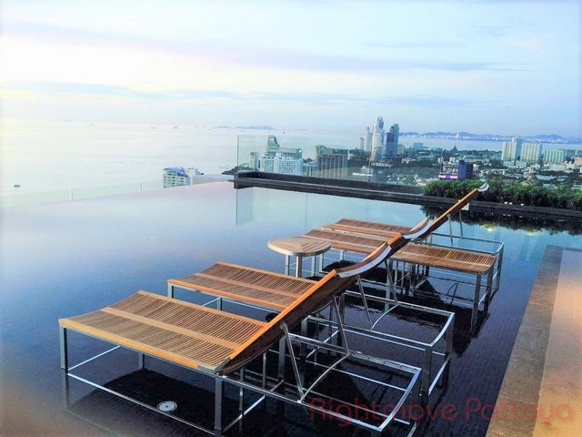 2 Beds Condo For Rent In Central Pattaya-centric Sea